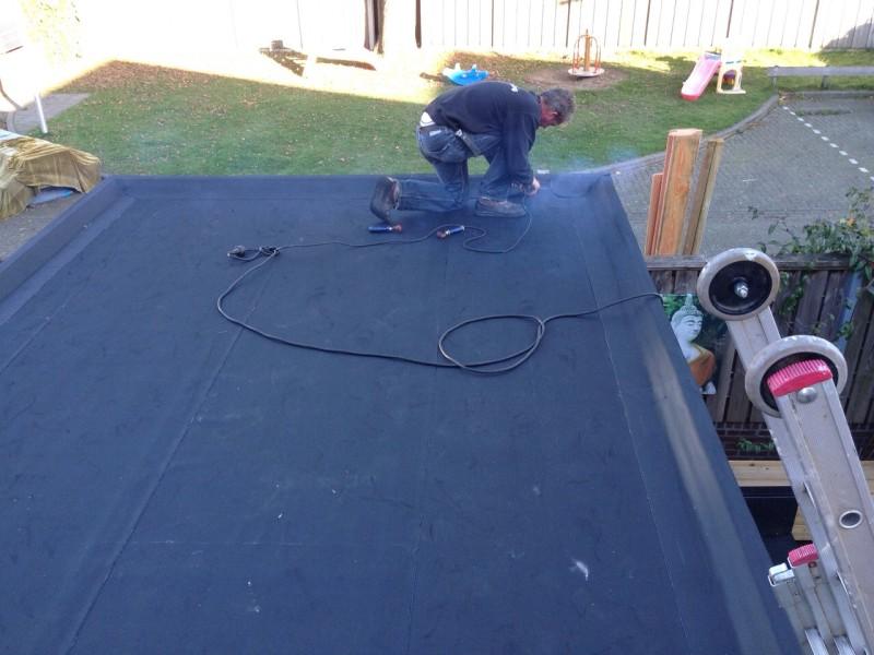 dakdekker enschede, dak renovatie, dakreparatie, resitrix, dakisolatie, dte roofing