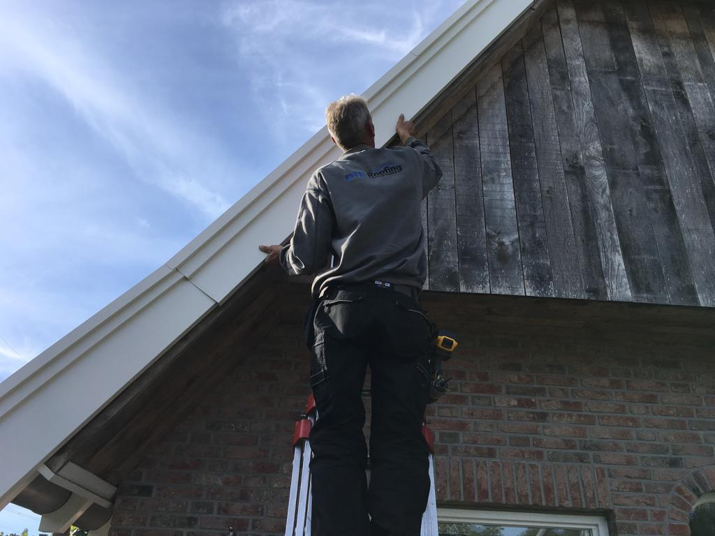 dte roofing - onderhoudsvrije beplating